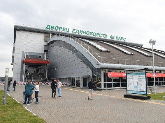 Казань первая в России проведет чемпионат и первенство Европы по сумо