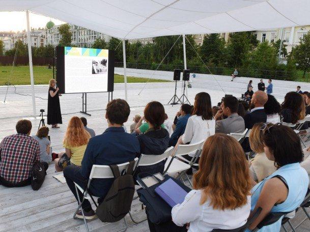В казанском парке «Черное озеро» начинает работу арт-лекторий «Мост»