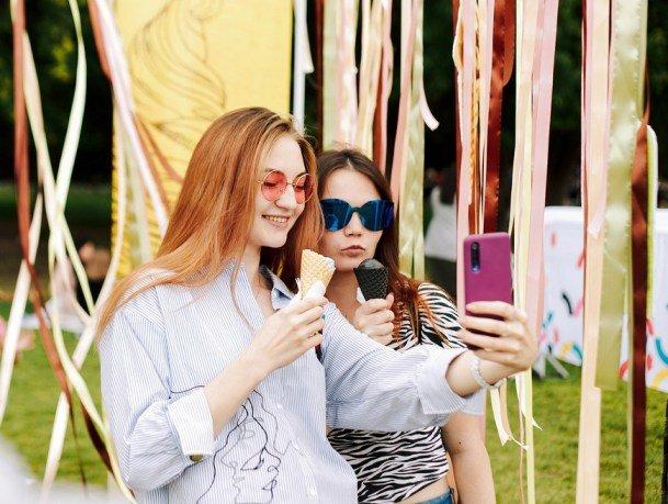 Производители мороженого соберутся на фестивале в парке им. Горького