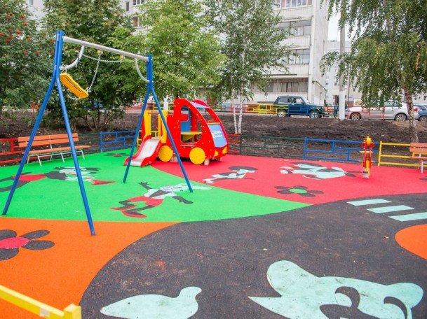 65 дворов Казани вошли в число приоритетных для благоустройства по программе «Наш двор» в 2022 г.
