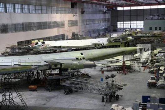 Контракты на производство новых Ту-160 обеспечат Казанский авиазавод нагрузкой на 7 лет