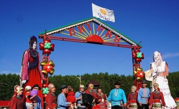 Праздник кряшенской культуры Питрау завершил череду национальных праздников в Татарстане