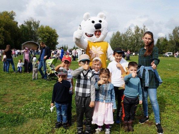 Общегородской праздник «Курбан-фест» прошел в Казани