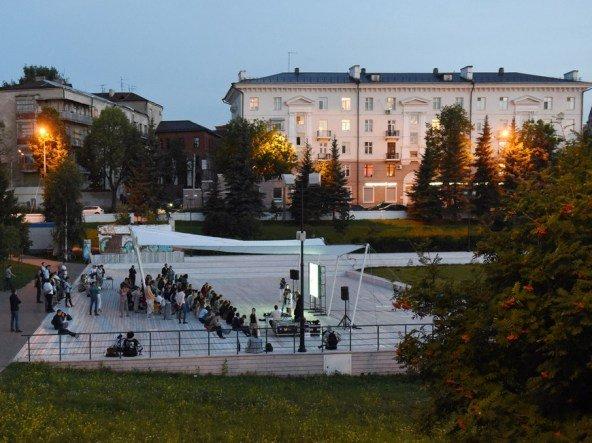 В казанском парке «Черное озеро» выступит поэтесса А. Астахова