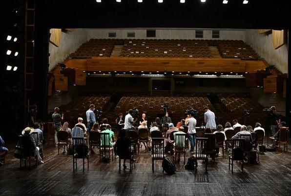 Объявлен международный конкурс на проект нового здания для театра Камала