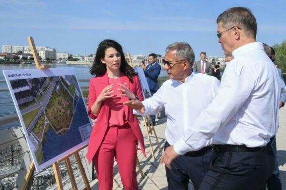Минниханов раскритиковал глав районов за плохое состояние парков
