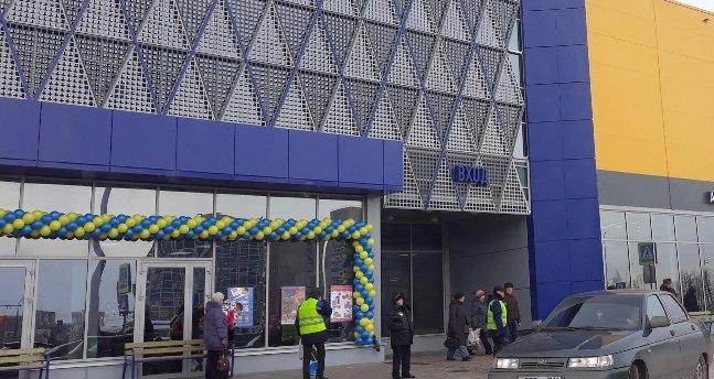 Около гипермаркета «Лента» в Набережных Челнах началось строительство 500 теремов