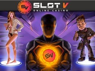 Есть минутка? Поиграй в Slot V казино!