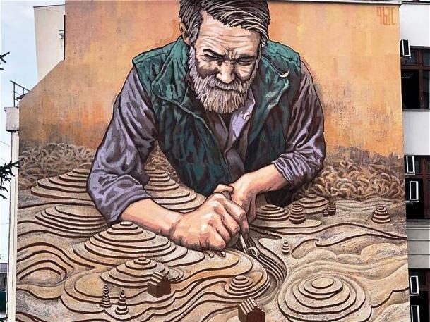 Стрит-арт-художники из разных стран распишут фасады казанских зданий