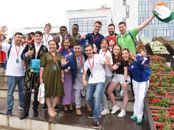 Казанцы могут стать волонтерами на спортивных мероприятиях