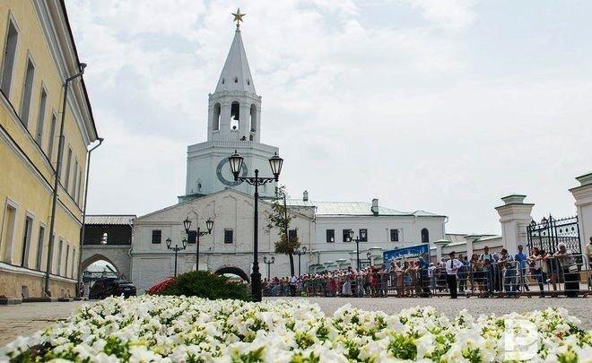 В Казанском кремле начались ремонтно-реставрационные работы
