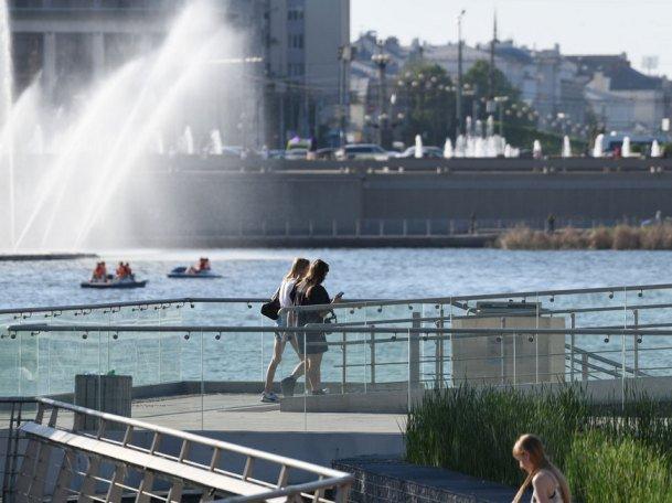 За последние 200 лет температура воздуха в Казани повысилась на 4,5 градуса