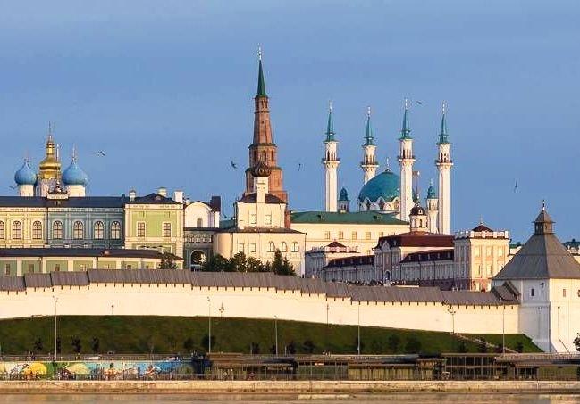 В Казани открылась выставка работ С. Шойгу