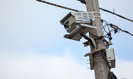В Набережных Челнах появились еще 4 камеры на превышение скорости
