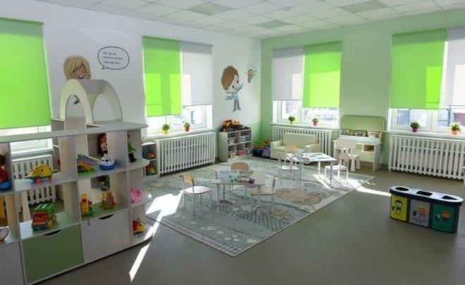 В Казани в этом году откроются 8 новых детсадов