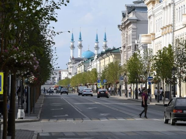 Вчера столица Татарстана отметила День города и республики