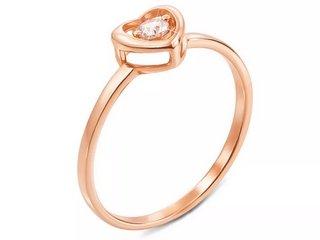 кольцо золотое женское